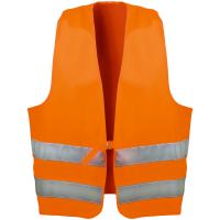 Warnschutz Weste ERNST orange - WicaTex®