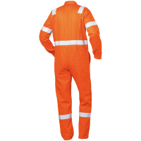 Warnschutz Rallye-Overall SUZUKA orange - Craftland®