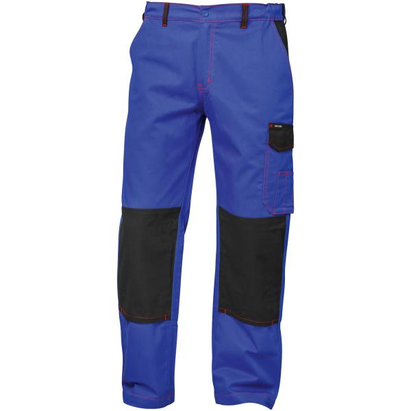 Twill Bundhose ANTWERPEN blau/schwarz - Craftland®