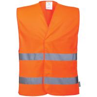 Warnschutz Weste C474 orange - Portwest® L/XL