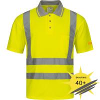 Warnschutz Polo Shirt DIEGO - Safestyle®