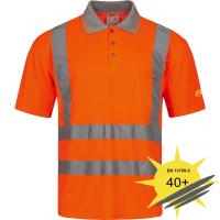 Warnschutz Polo Shirt CARLOS - Safestyle®