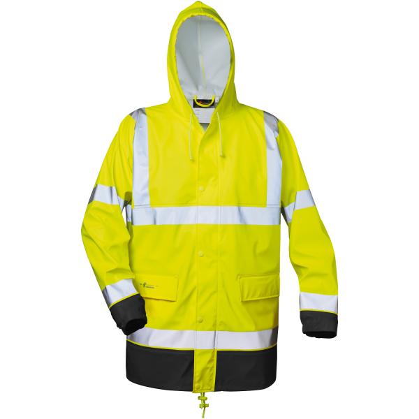 Warnschutz PU Regenjacke MANFRED - Norway®