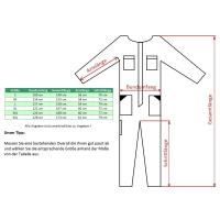 PU Overall HORUMERSIEL oliv - Norway®