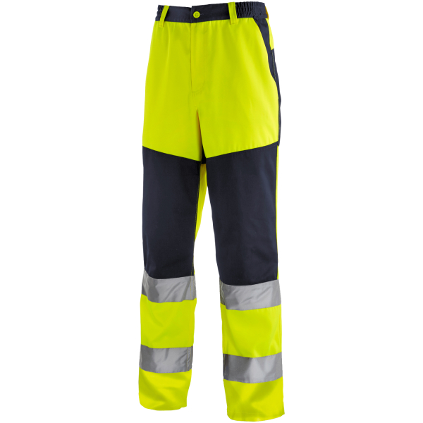 Warnschutz Bundhose ROCHESTER gelb - Texxor®