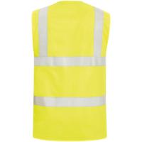 Warnschutz Weste DAMIAN gelb - Safestyle®