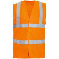 Warnschutz Weste TAMMO orange - Safestyle®