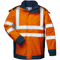 3in1 Multinorm Parka ARNOLD orange - Elysee®