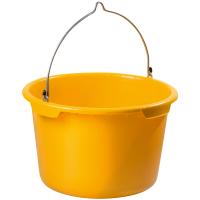 Kübel Anschlagbar gelb 40l