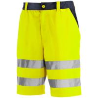 Warnschutz Shorts ERIE gelb - Texxor®