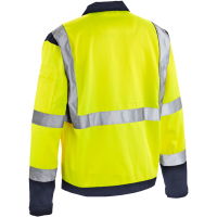 Warnschutz Bundjacke DAVENPORT gelb - Texxor®