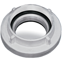 Festkupplung mit Innengewinde C/52, 52 mm