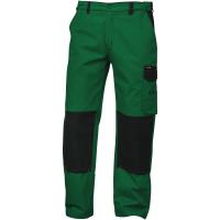 Twill Bundhose EUPEN grün/schwarz - Craftland®