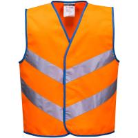 Kinder Warnweste JN15 orange - Portwest®
