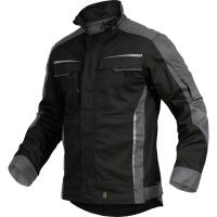 Bundjacke Flex-Line schwarz/grau - Leibwächter®