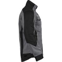 Bundjacke Flex-Line grau/schwarz - Leibwächter ®