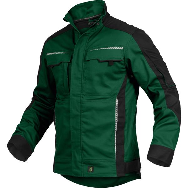 Bundjacke Flex-Line grün/schwarz - Leibwächter®