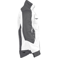 Bundjacke Flex-Line weiß/grau - Leibwächter®