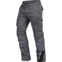 Bundhose Flex-Line grau/schwarz - Leibwächter®