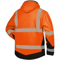 2in1 Softshell Winterjacke LUKAS orange - Elysee®