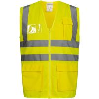 Warnschutz Weste ALBIN gelb - Safestyle®