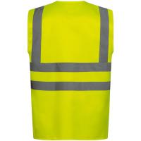 Warnschutz Weste MALTE gelb - Safestyle®
