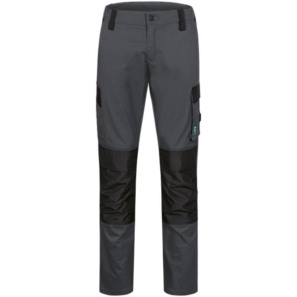 Stretch Bundhose ALMADA grau/schwarz - Elysee®