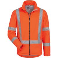 Warnschutz Softshell Jacke WILMER - Elysee®