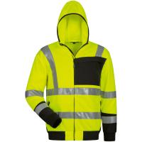 Warnschutz Sweat-Jacke BERNARDINO - Elysee®