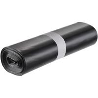 1 Rolle Entsorgungssäcke 120MY schwarz, ca. 1000 Liter