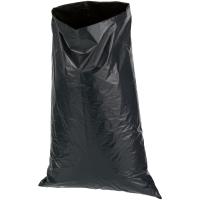1 Rolle Entsorgungssäcke 100MY schwarz, ca. 160 Liter