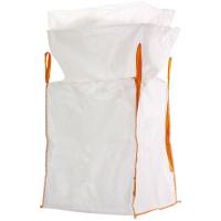 Big Bag mit Schürze & Inliner 90 x 90 x 110 cm...