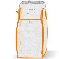 Big Bag mit Schürze 75 x 75 x 90 cm (84750) -...