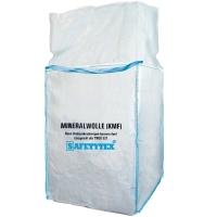 BIG BAG Mineralwolle 90 x 90 x 120 cm (8467) - Tector®