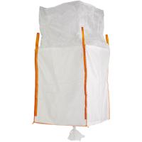 Big Bag mit Schürze & Auslaufstutzen 90 x 90 x 115 cm SWL 1500kg (84735) - Tector®