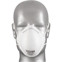 Feinstaub Halbrundmaske 4220 FFP1 NR - Tector®