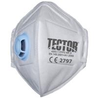 Feinstaub Faltmaske 4203 FFP2 NR mit Ventil - Tector®