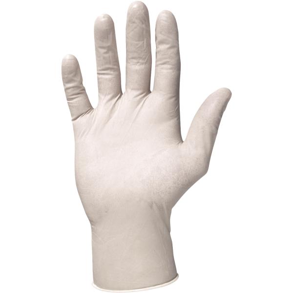 Latex Einweghandschuhe puderfrei COLOMBO - Stronghand®