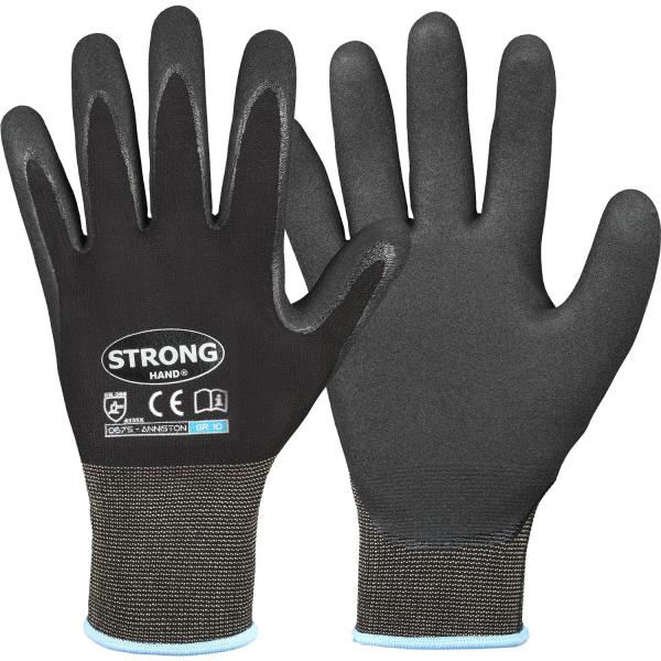 Nitril Handschuhe ANNISTON - Stronghand®