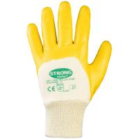 Nitril Handschuhe YELLOWSTAR - Stronghand®