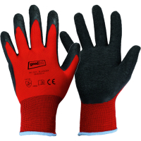 Strick Handschuhe BLACKGRIP - Goodjob® 9