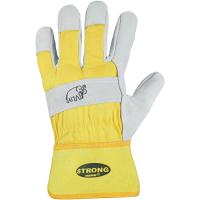 Rindspaltleder Handschuhe MAMMUT - Stronghand®
