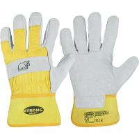 Rindspaltleder Handschuhe MAMMUT - Stronghand® 9