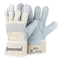 Rindspaltleder Handschuhe - Safetytex®