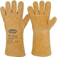 Rindspaltleder Handschuhe WELDER-PROFI 2 - Stronghand®