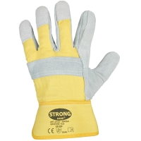 Rindspaltleder Handschuhe ORISA - Stronghand®