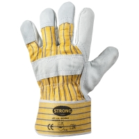 Rindvollleder Handschuhe BOMBAY - Stronghand®