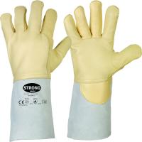 Rindnappaleder Handschuhe WELDERSTAR - Stronghand® 10