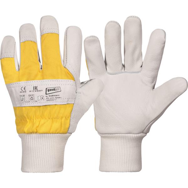 Rindvollleder Handschuhe KARIBU - Stronghand®