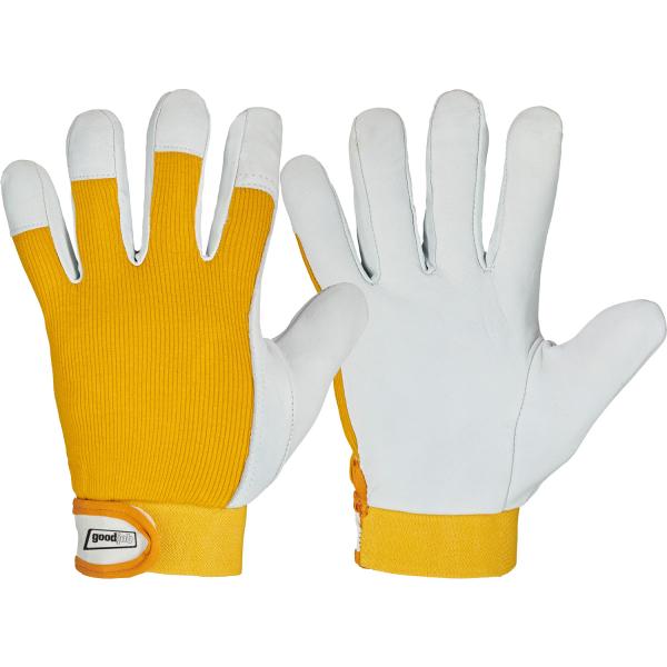 Nappaleder Handschuhe KHANPUR - Stronghand®